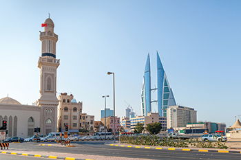 Bahrain: manufacturing grows
