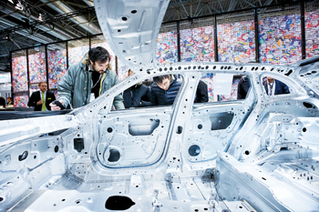 Aluminium industry: on a path to intelligent production