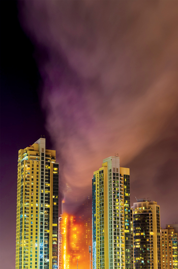Large buildings must involve fire and life safety consultants from the design phase itself