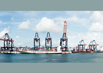 The current operations of Unifeeder are complementary to DP World's existing business