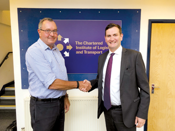 Kevin Richardson welcomes Ross Moloney, LEEA CEO