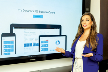 Mansour-Khoury: Microsoft's mission is to help every individual and organisation
