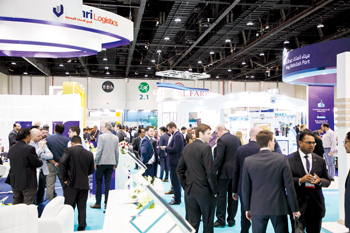 BreakBulk Middle East will be held for the first time in Dubai