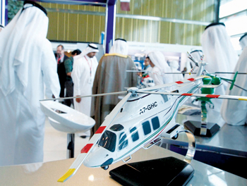Dubai Helishow, from November 6 to 8 at Sheraton Abu Dhabi Hotel and Resort, Abu Dhabi, UAE