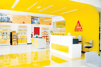 Gulf Industry Online - Sika builds new chemicals plant in Dubai