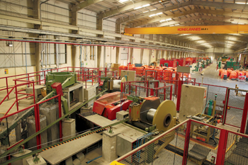 The $60 million DAC opened shop early this year at Khalifa Industrial Zone of Abu Dhabi (Kizad) in t