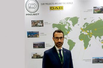 Menegazzi: planning to boost its business in the GCC