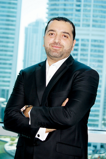 Ben Soussia: calling upon companies to strike the right balance