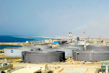 Yanbu: set for new growth