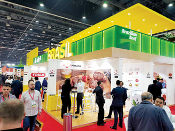 Gulfood Manufacturing 2018 focused on technologies that will advance the F&B industry