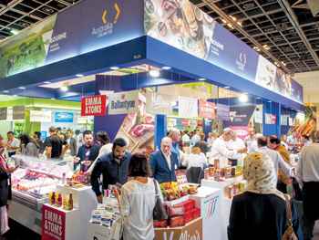 Food imports in the GCC are forecast to double to $53.1 billion by 2020
