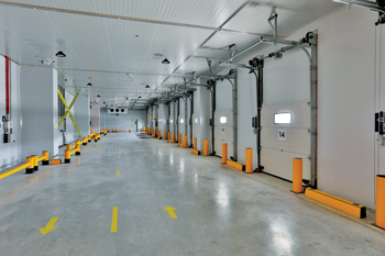 Truebell's new distribution centre boasts a dedicated area for third-party logistics