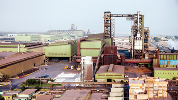 Emirates Steel: suppporting the Middle East steel making industry