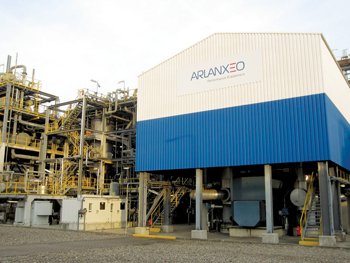 Arlanxeo was founded as a joint venture of Lanxess and Saudi Aramco