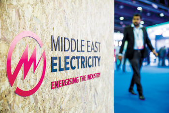 Middle East Electricity 2019 from March 5 to 7 at DWTC in Dubai, UAE