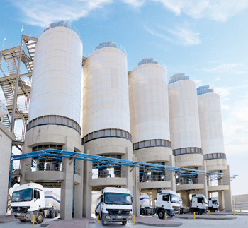 Gulf Industry Online - KCC starts production of oil well cement