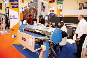 Gulf Construction Expo from April 23 to 25 at BIECC in Manama, Bahrain
