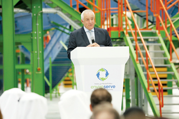 Fleming: The Recycling Hub will be a true game-changer