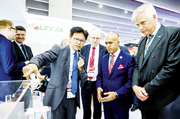 Borouge displayed advanced polyolefins and announced future growth plans at Chinaplas 2019
