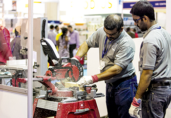 Hardware & Tools Middle East at DWTC in Dubai, UAE from June 10 to 12