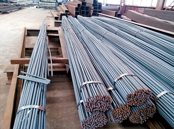 Contractions in demand for steel are expected in the Middle East