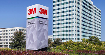 3M is one of the influential players present in the global fluorochemicals market