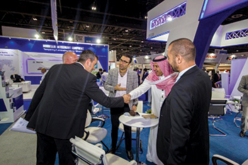 Gulf Glass from September 24 to 26 at the Dubai World Trade Centre in Dubai, UAE