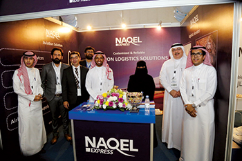 NAQEL Express: stretching its wings across the Middle East