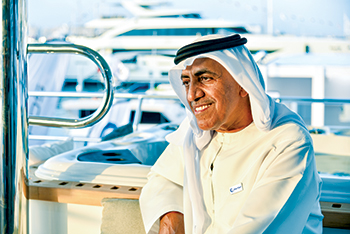 Alshaali: new role