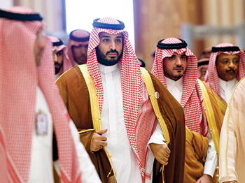 Saudi Arabia's privatisation programme is led by Crown Prince Mohammed bin Salman