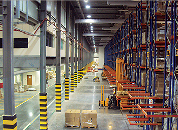 The GCC logistics industry is in its growth stage and is projected to expand in future