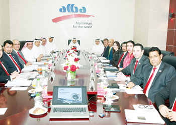 Alba held its third quarterly Board of Directors meeting for this year