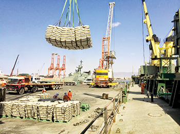 Raysut Cement: aggressive expansion