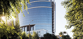 Guardian Glass:  innovating and refining its ranges of coated solar control glass products