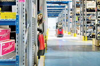 The new low-level order picker from Linde Material Handling comes in a wide range of models