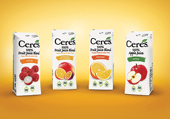 Combismile carton pack: packaging innovation