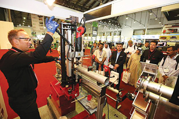 SteelFab 2020 from January 13 to 16, 2020 at Expo Centre Sharjah in Sharjah, UAE