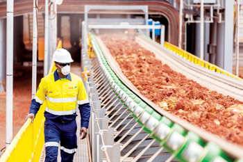 EGA will supply Xinfa with bauxite from 2020