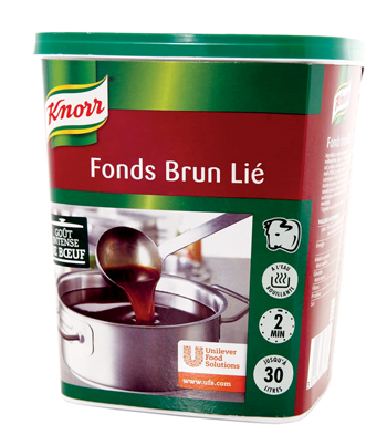 Knorr bouillon powder containers