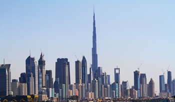 The industrial sector is the fourth largest in Dubai's economy