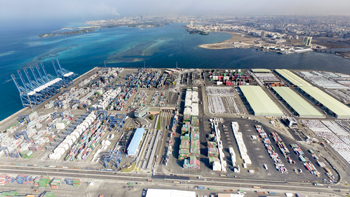 LogiPark has completed the Phase 1 of Jeddah Logistics Hub and has begun handing over units to clients