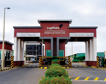 The first and largest Bonded and Re-Export Zone (BRZ) in Jeddah introduced by LogiPoint