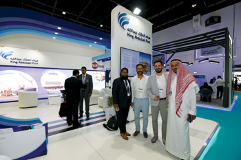 King Abdulah Port participated in BBME for the third time