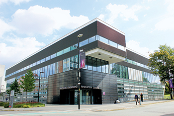 Graphene Engineering Innovation Centre (GEIC):  supporting graphene commercialisation