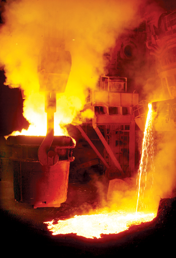 China steel industry:  new demands