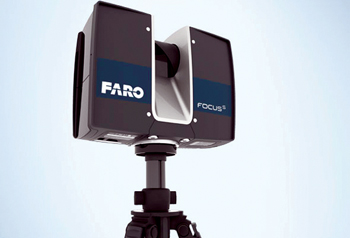 FARO laser scanners: accurate and reliable