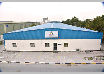 Amco's facility is the first ISO 9001:2008 certified apparel manufacturing unit in the UAE