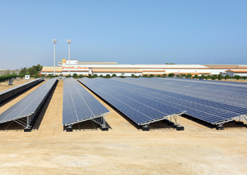 Ducab's new solar plant will boost clean energy mix at Ducab's Jebel Ali facilities
