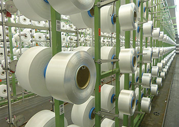 Textile industry: hit by Covid-19