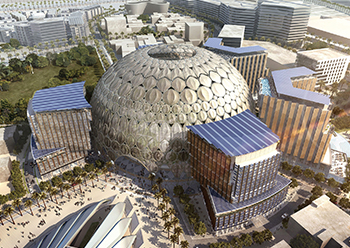 Expo 2020 Dubai will begin on October 1, 2021